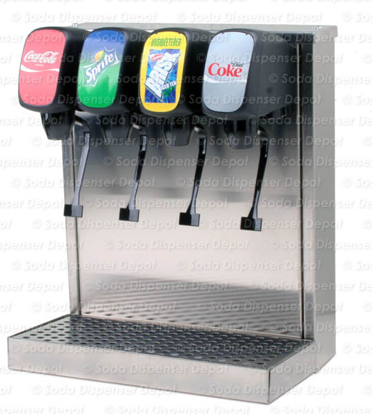 soda machine dispenser